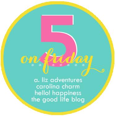 5 on Friday Logo - Final