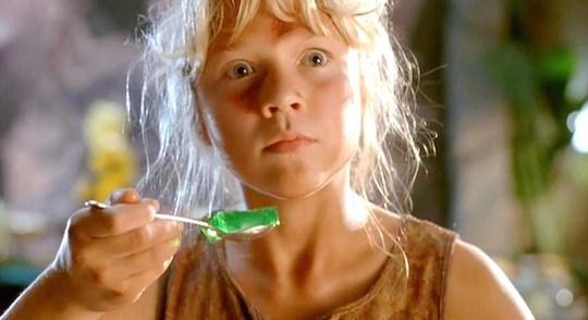 Jurassic park jello