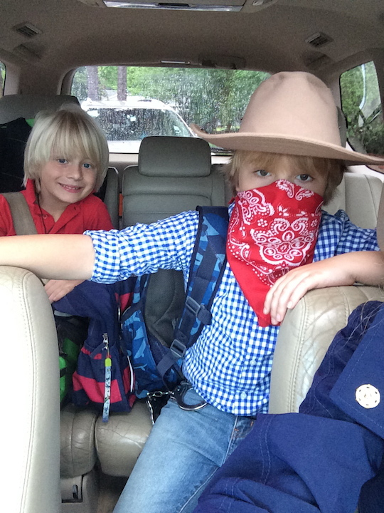 Carpool Cowboy
